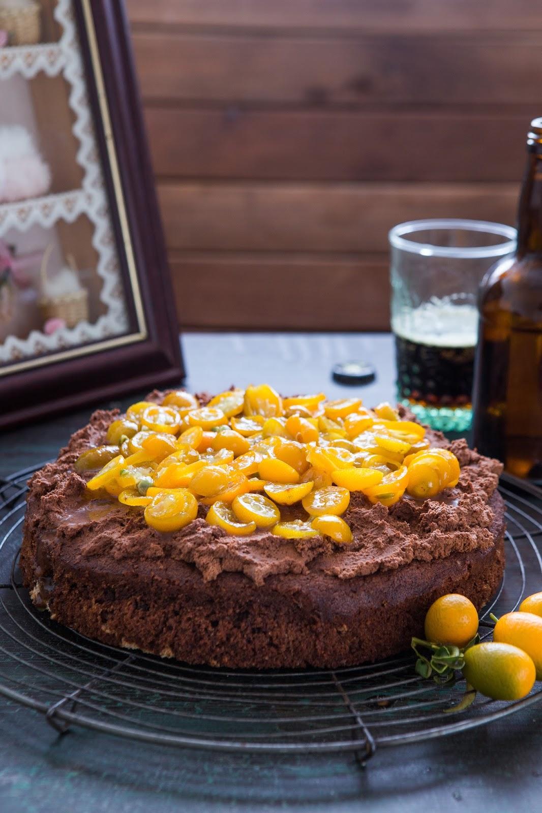 choc kumquat cake-1850