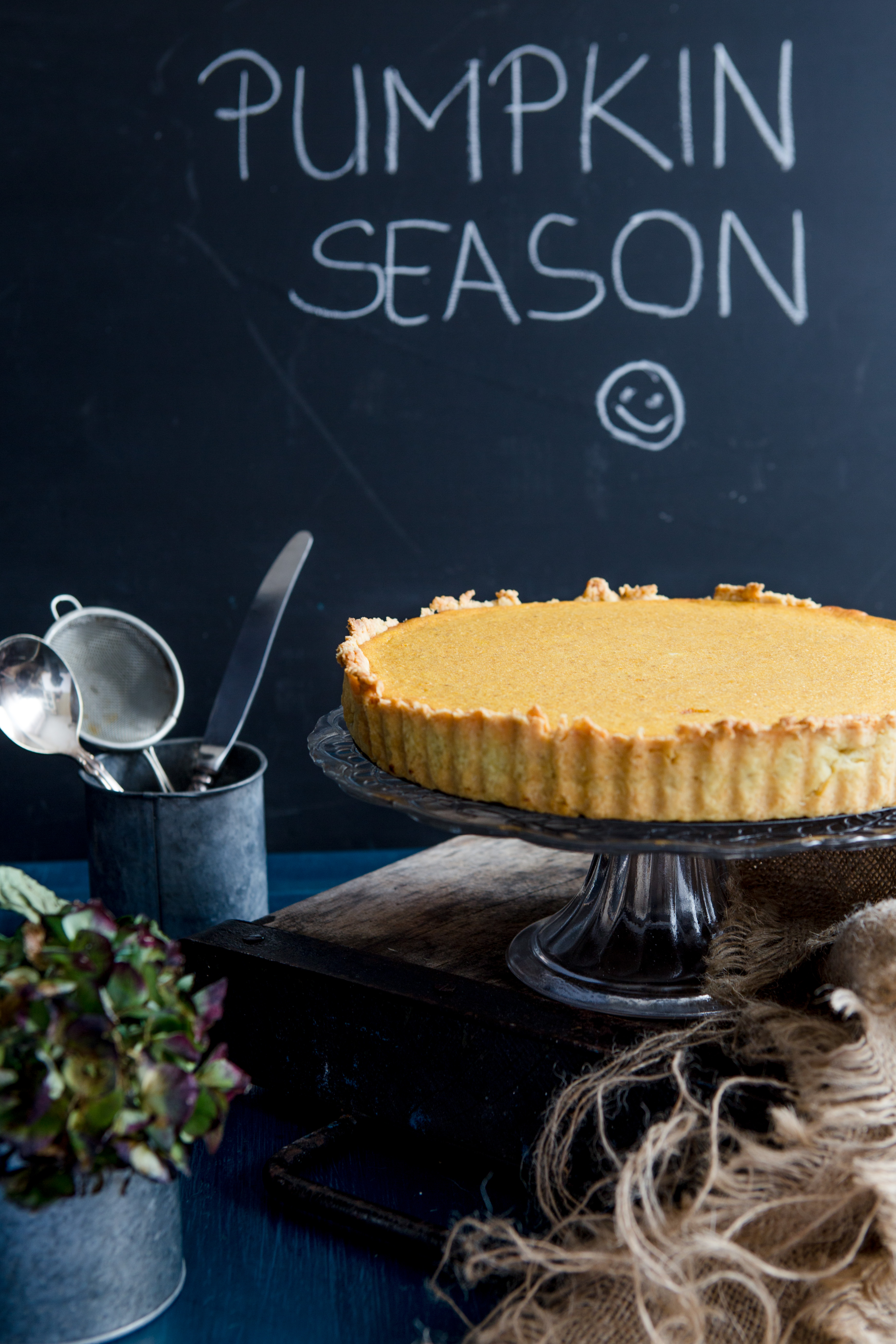 pumpkin tart  (3 of 6)